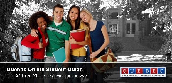 Quebec Scholarships Main