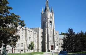 The university of western ontario is a research university located in